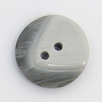 CP21-12-40L Grey Coat 25mm Buttons x 10