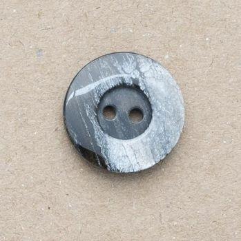 P1005-32396-44L Black Coat 28mm Button