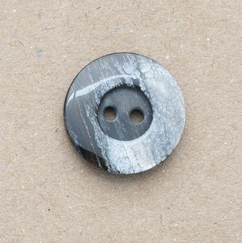 P1005-32396-36L Black Coat 23mm Button