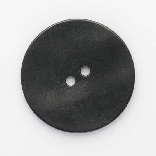 B710-Blk-44L Black Metal 34mm Button