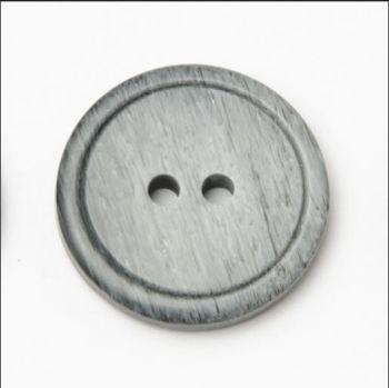 P565-04-32L Black 21mm Buttons x 10