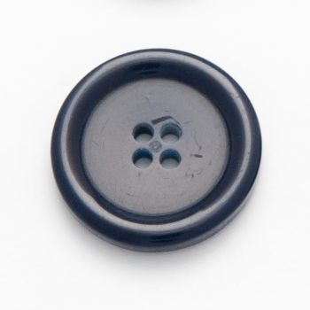 CM755-25-30L Navy Blue Coat 20mm Buttons x 10