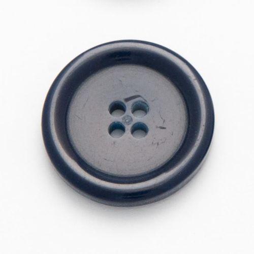CM755-25-30L Navy Blue Coat 20mm Buttons x 10