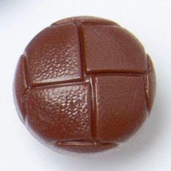 CN500-36L Tan Brown Football 23mm Buttons x 10