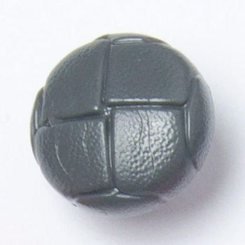 CN500-40L Grey Football 25mm Buttons x 10