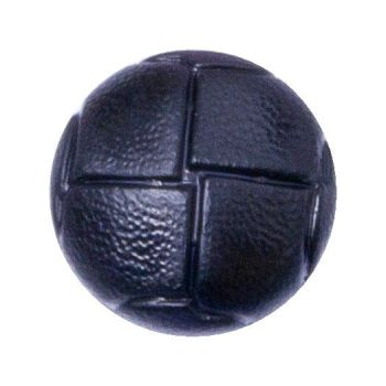 CN500-25-40L Navy Blue Football 25mm Buttons x 10