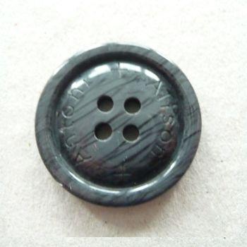 BCL092-20L Dark Grey Coat 30mm Button