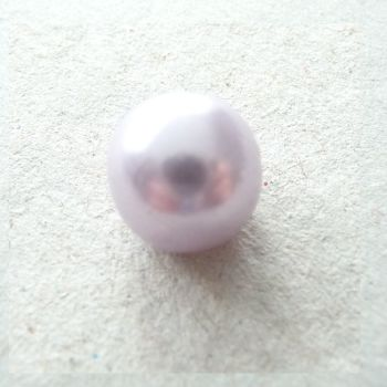 CN55-Lilac-14L Lilac Pearl 10mm Buttons x 10