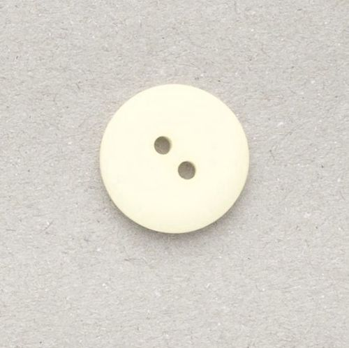 P128-03-24L Yellow 15mm Buttons x 10