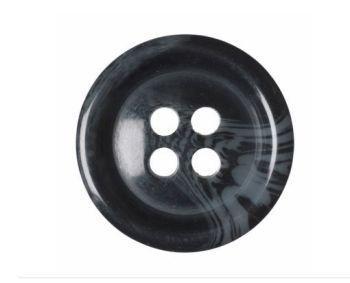 G2320-34-24L Black 15mm Buttons x 10
