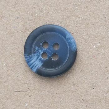 P151-208-32L Navy Blue 21mm Buttons x 10