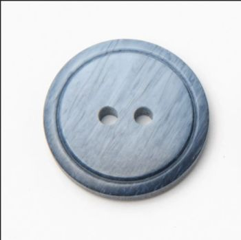 P565-09-28L Tonal Blue 18mm Buttons x 10
