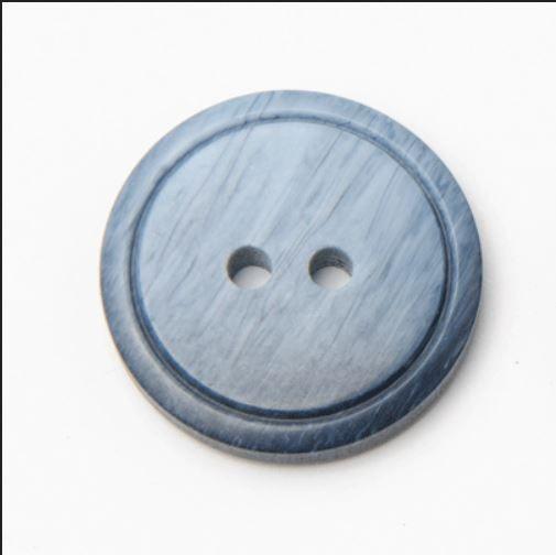 P565-09-28L Tonal Blue 18mm Buttons x 10