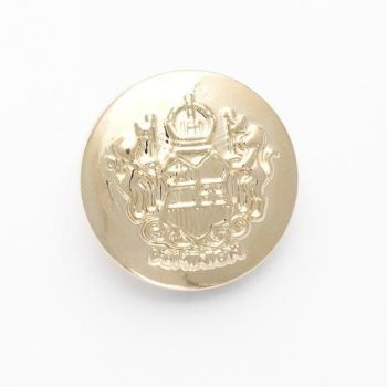 CX23-34L Gold Military Blazer 22mm Button