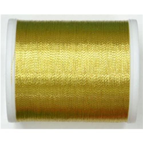Madeira Metallic Machine Embroidery Threads - GOLD