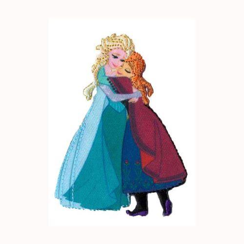 34006 Frozen - Elsa & Anna