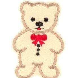 M220 Felt Teddy