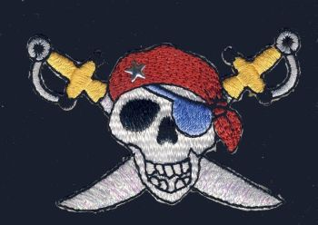 M083 Pirate Motif