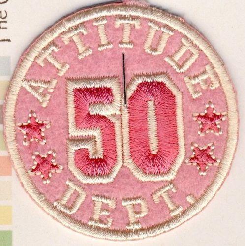 M010 Attitude Dept 50