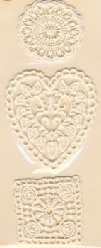 TIL815901 Lace Set  Motif