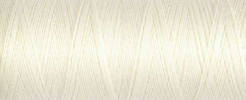 1 Cream Guterman Sew All Thread 1000m