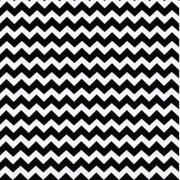 C1397 - Zigzag Black