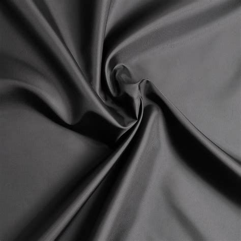 Taffeta Dress Lining L0026 - Black