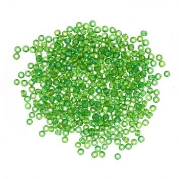 0167 Christmas Green Mill Hill Seed Beads