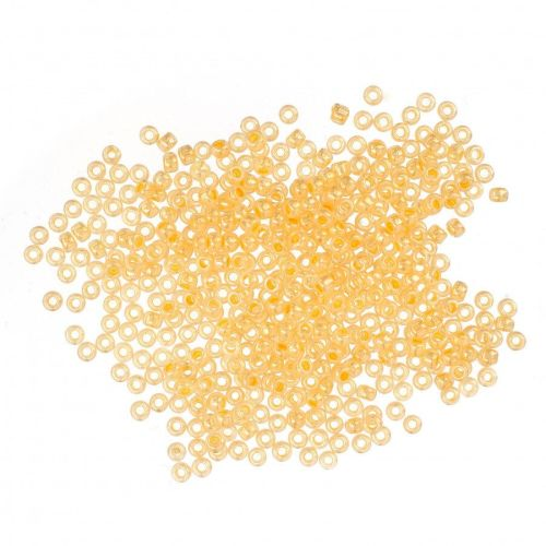 2002 Yellow Creme Mill Hill Seed Beads