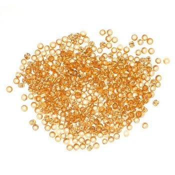 2011 Victorian Gold Mill Hill Seed Beads