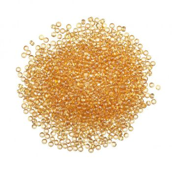 2019 Crystal Honey Mill Hill Seed Beads