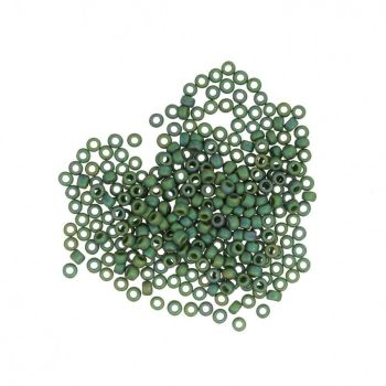 2053 Opaque Celadon Mill Hill Seed Beads
