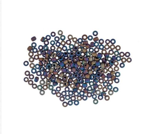3013 Stormy Blue Mill Hill Antique Seed Beads