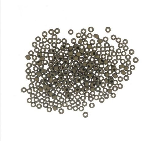 3014 Matte Olive Mill Hill Antique Seed Beads
