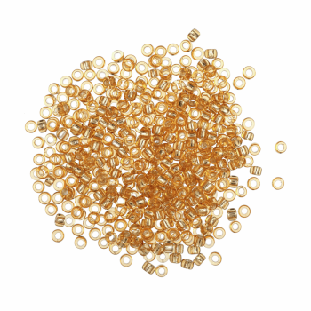 42011 Victorian Gold Mill Hill Petite Seed Beads