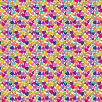 2350Q Cats - Hearts