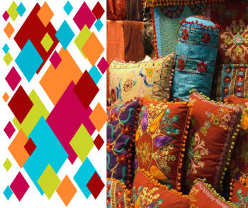FQB17 Grand Bazaar Fat Quarter Bundle