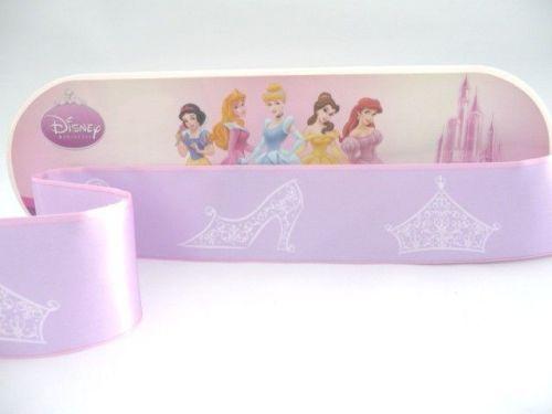 Disney Princesses Blanket Edging Ribbon 1868-7280-51