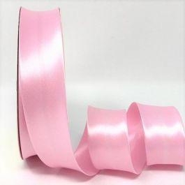 Pink Satin Bias Binding Q11-57
