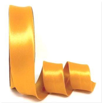 Golden Yellow Satin Bias Binding Q11-14