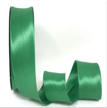 Emerald Green Satin Bias Binding Q11-9