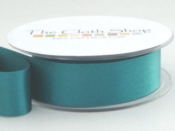 Double Satin Ribbon Malibu Blue 3501-673
