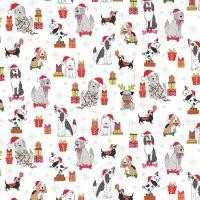 2365Q Yappy Christmas Cream