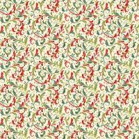 2373Q - Decorative Swirls - Cream