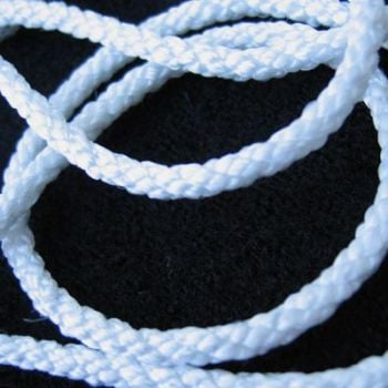 Lacing Cord - 4mm White 5002