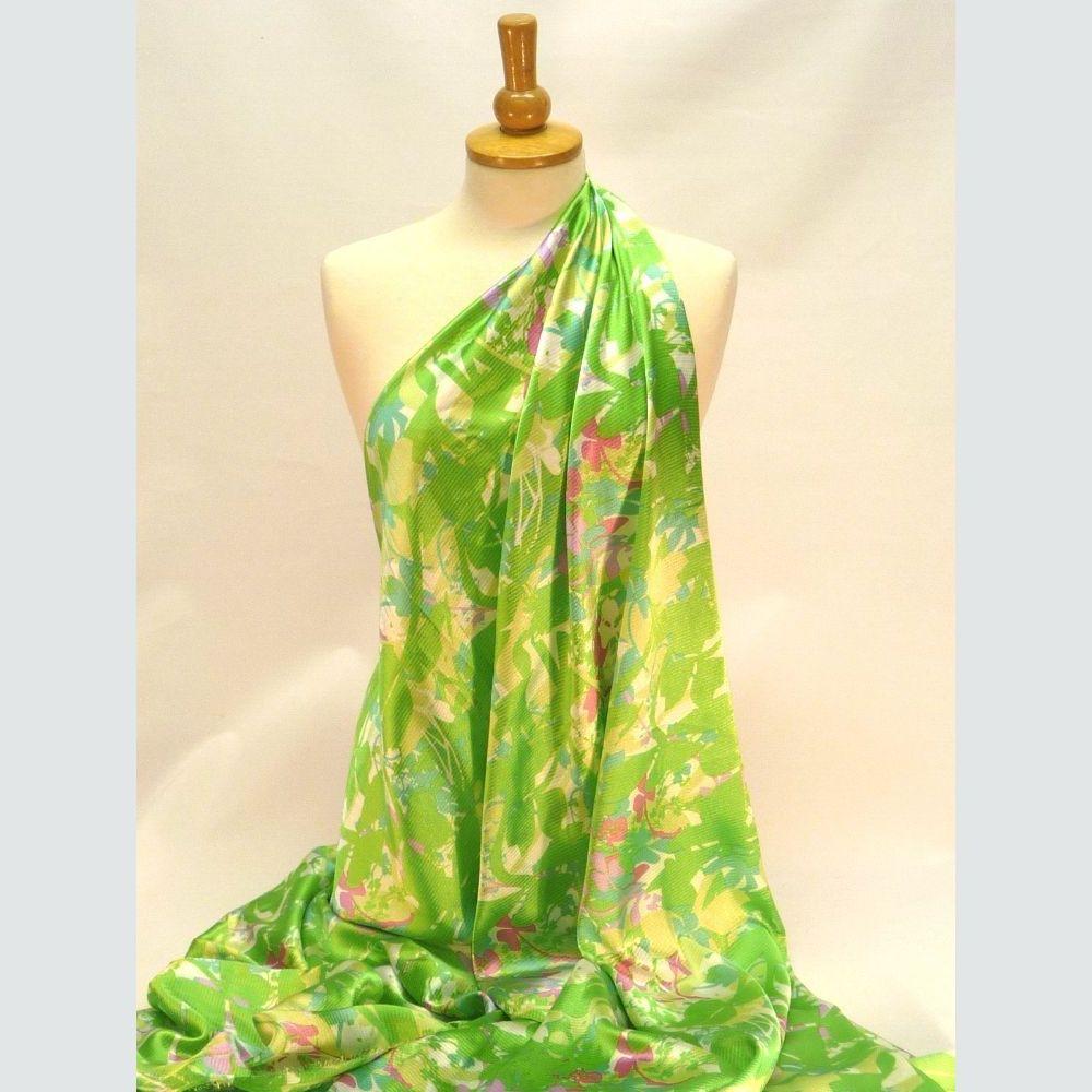 Crepe / Viscose / Satin Fabrics