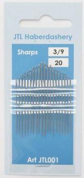 Sharps 3/9JTL001
