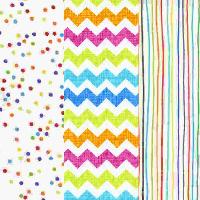 Spots, Stripes & Stars