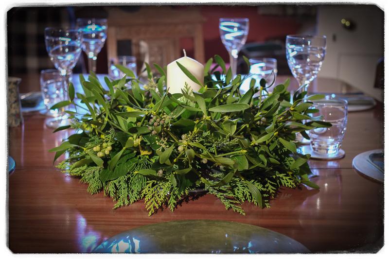 english mistletoe wreaths