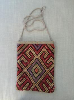 Bag - diamond multicoloured